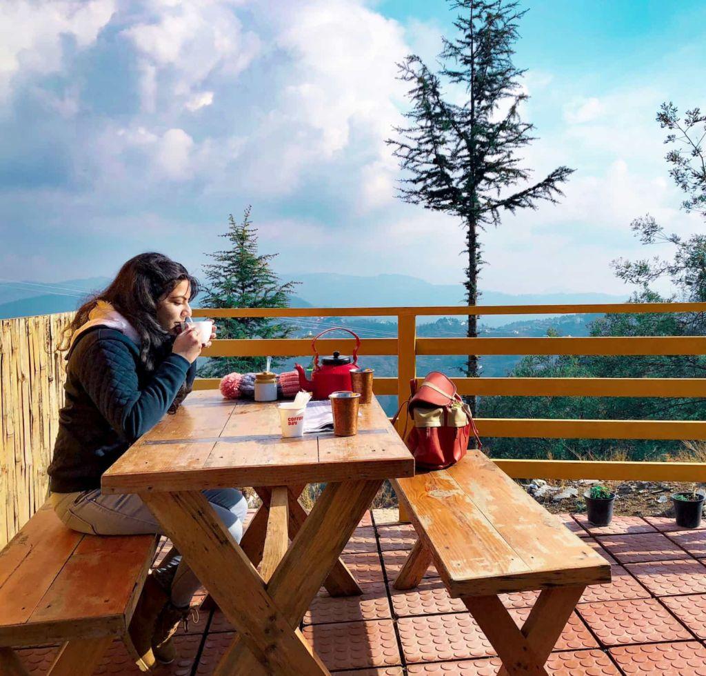 Best Cafes in Mukteshwar